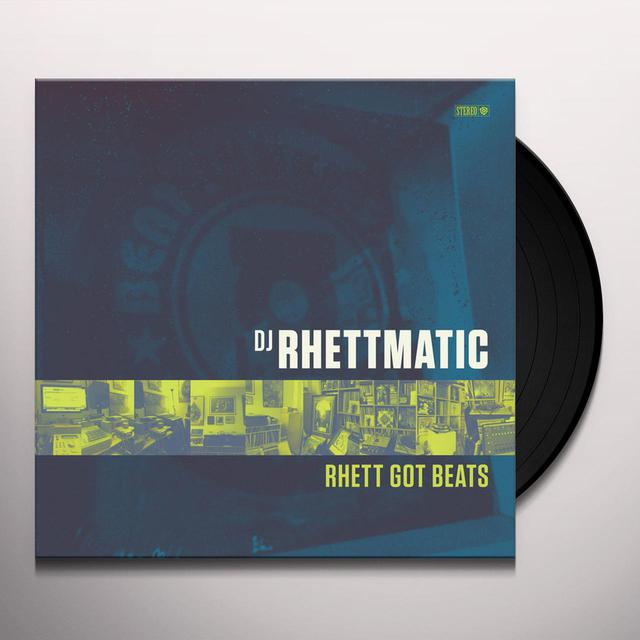 Dj Rhettmatic