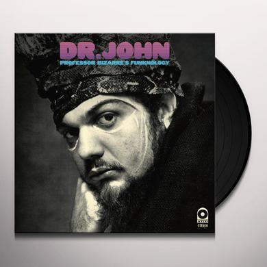 Dr. John PROFESSOR BIZARRE'S FUNKNOLOGY Vinyl Record