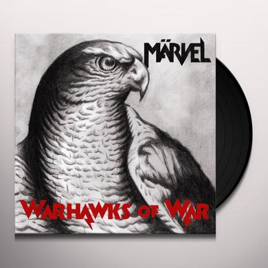 Marvel WARHAWKS OF WAR Vinyl Record