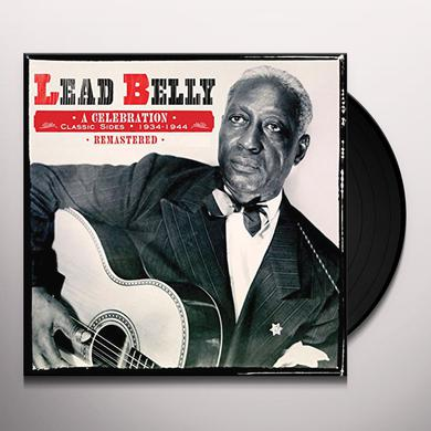 Leadbelly CELEBRATION: CLASSIC SIDES 1934-1944 Vinyl Record