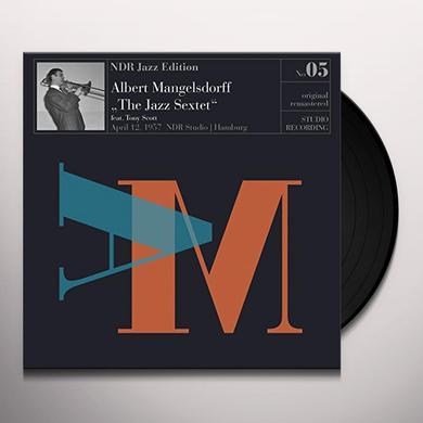 Albert Mangelsdorff JAZZ SEXTET Vinyl Record