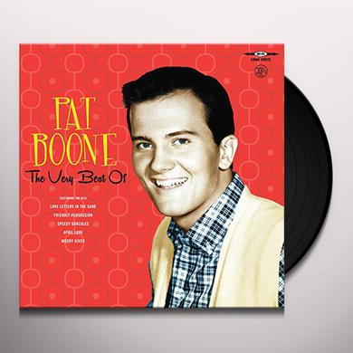 VERY BEST OF PAT BOONE Vinyl Record