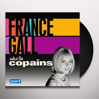 Johnny Hallyday SALUT LES COPAINS Vinyl Record