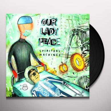 Our Lady Peace SPIRITUAL MACHINES Vinyl Record