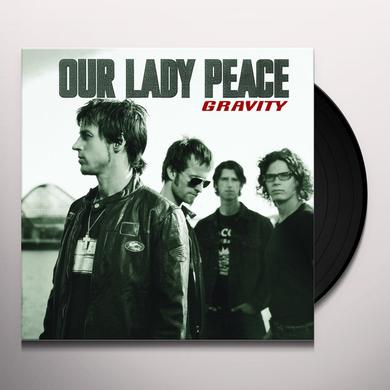 Our Lady Peace GRAVITY Vinyl Record