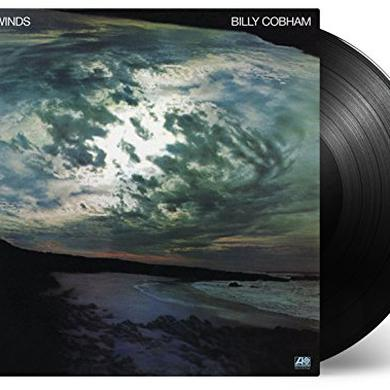 Billy Cobham CROSSWINDS Vinyl Record