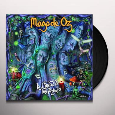 Mago De Oz LA CIUDAD DE LOS ARBOLES Vinyl Record