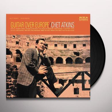 Chet Atkins GUITAR OVER EUROPE Vinyl Record