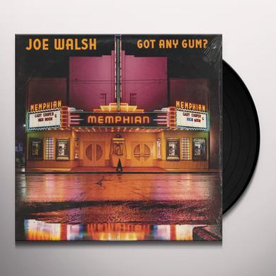 Joe Walsh GOT ANY GUM Vinyl Record
