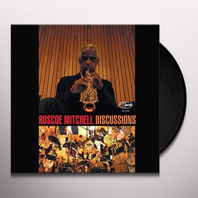 Roscoe Mitchell DISCUSSIONS Vinyl Record