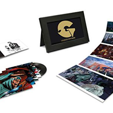 Gza LIQUID SWORDS: THE SINGLES COLLECTION Vinyl Record