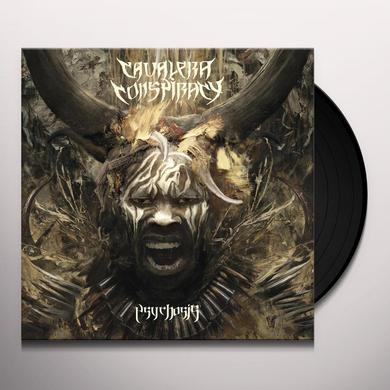 Cavalera Conspiracy PSYCHOSIS Vinyl Record