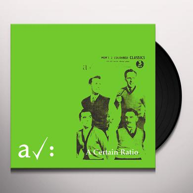 A Certain Ratio GRAVEYARD & THE BALLROOM Vinyl Record