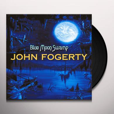 John Fogerty BLUE MOON SWAMP Vinyl Record