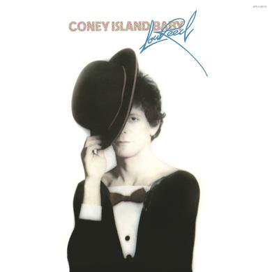 Lou Reed CONEY ISLAND BABY Vinyl Record