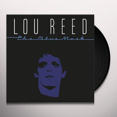 Lou Reed BLUE MASK Vinyl Record