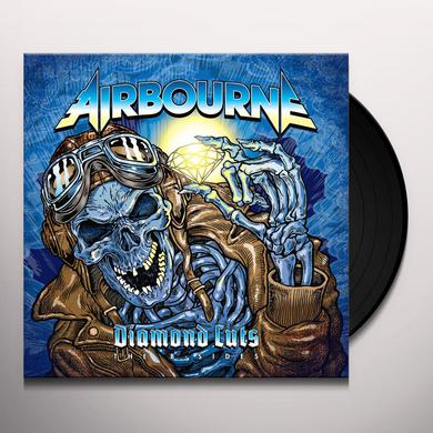 Airbourne DIAMOND CUTS - B-SIDES Vinyl Record
