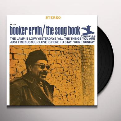 Booker Ervin SONG BOOK Vinyl Record