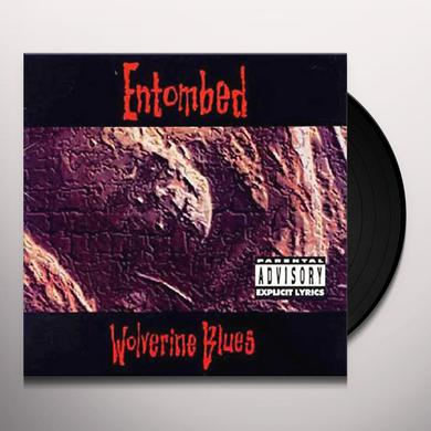Entombed WOLVERINE BLUES Vinyl Record