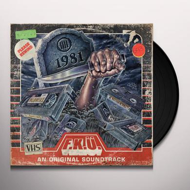 F.K.U. 1981 Vinyl Record