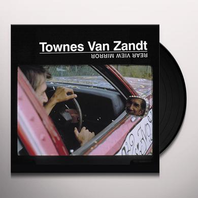 Townes Van Zandt REAR VIEW MIRROR Vinyl Record