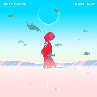 Dirty Heads SWIM TEAM Vinyl Record