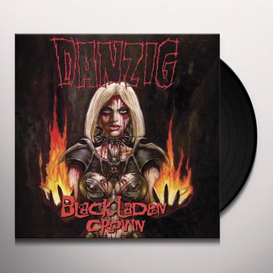 Danzig BLACK LADEN CROWN Vinyl Record
