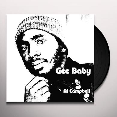 Al Campbell GEE BABY Vinyl Record