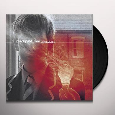 Porcupine Tree LIGHTBULB SUN (CLEAR VINYL) Vinyl Record