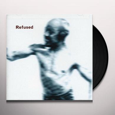 Refused SONGS TO FAN THE FLAMES OF DISCONTENT Vinyl Record
