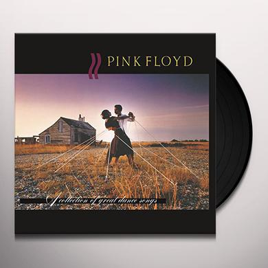 Pink Floyd COLLECTION OF GREAT DANCE SONGS Vinyl Record