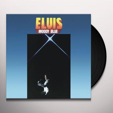 Elvis Presley MOODY BLUE: 40TH ANNIVERSARY Vinyl Record