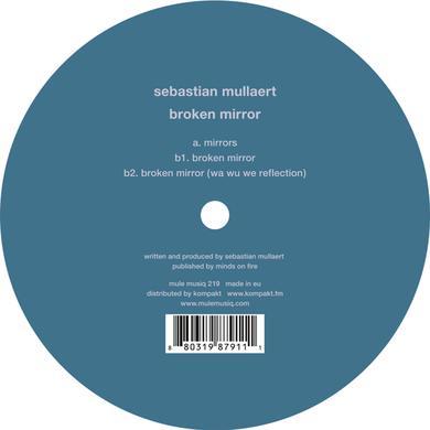 Sebastian Mullaert BROKEN MIRROR Vinyl Record