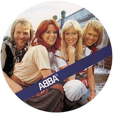 Abba NAME OF THE GAME (PICTURE DISC) Vinyl Record