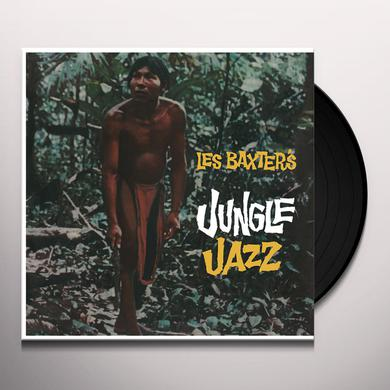 LES BAXTER'S JUNGLE JAZZ Vinyl Record