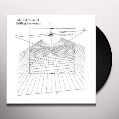 Martial Canterel DRILLING BACKWARDS Vinyl Record