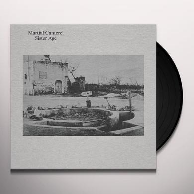 Martial Canterel SISTER AGE Vinyl Record