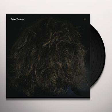 PRINS THOMAS 5 Vinyl Record