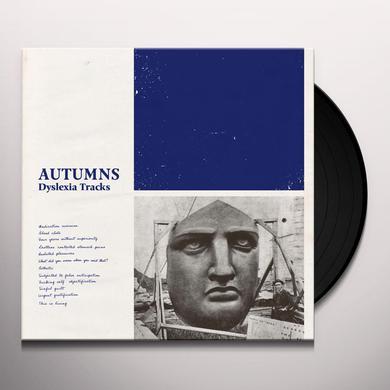 Autumns DYSLEXIA TRACKS Vinyl Record