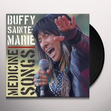 Buffy Sainte-Marie MEDICINE SONGS Vinyl Record