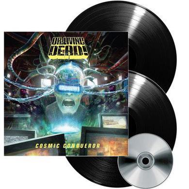 Dr. Living Dead COSMIC CONQUEROR Vinyl Record