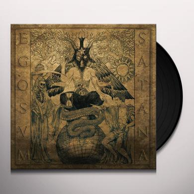 GOAT SEMEN EGO SUM SATANA Vinyl Record