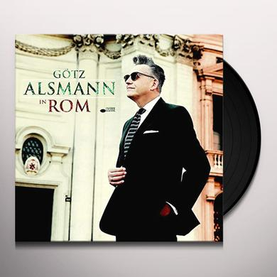 Goetz Alsmann IN ROM Vinyl Record