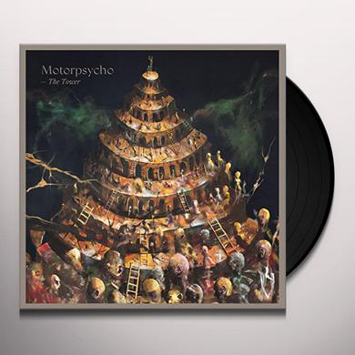 Motorpsycho TOWER Vinyl Record
