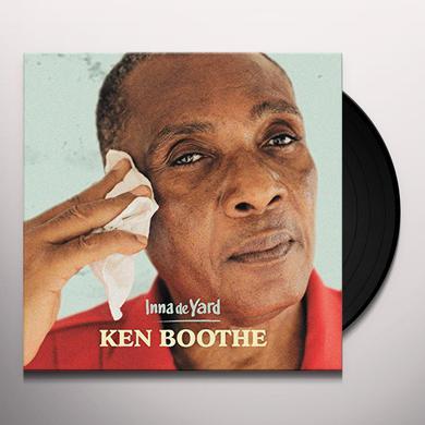 Ken Boothe INNA DE YARD Vinyl Record