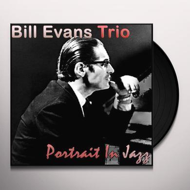 Bill Evans Trio PORTRAIT IN JAZZ Vinyl Record