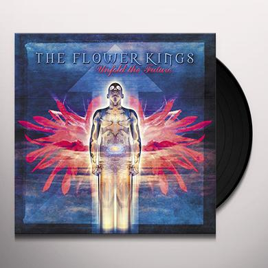 Flower Kings UNFOLD THE FUTURE Vinyl Record