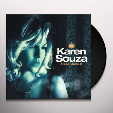 Karen Souza ESSENTIALS 2 Vinyl Record