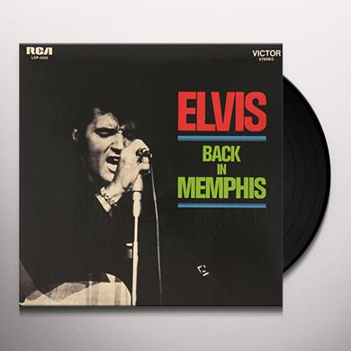 Elvis Presley BACK IN MEMPHIS Vinyl Record