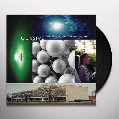 Cursive SUCH BLINDING STARS FOR STARVING EYES Vinyl Record